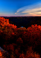 """Ellie Evenings"" Coopers Rock WV"